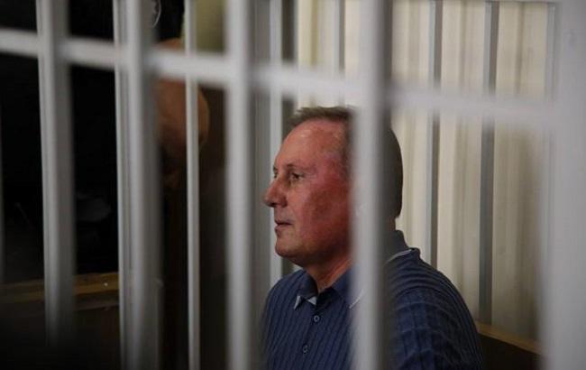 Старобельский суд продлил арест Ефремову