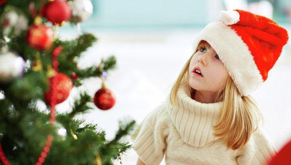 Новогодние праздники это детские