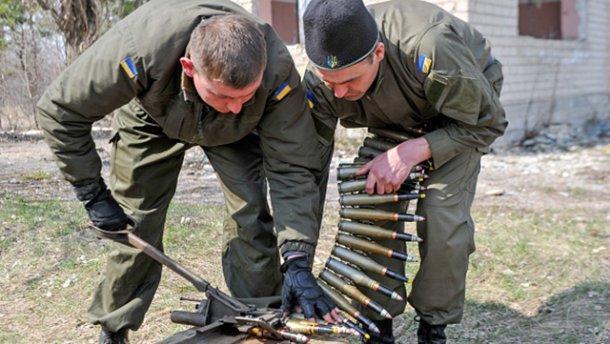 Звука неслышно, вспышки нет: воины АТО поведали оновом русском оружии