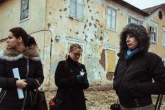 Гуманитарная помощь людям пострадавшим от конфликта в Луганской области