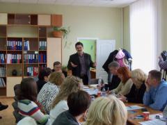Круглый стол Украинской школы миротворцев прошел в Северодонецке