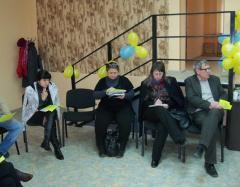 В Кризисном медиа-центре прошла встреча журналистов Луганщины