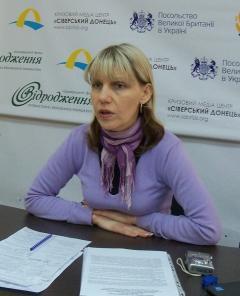 В Сєвєродонецьку активісти розглянули проблеми освіти студентів із зони АТО