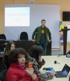 Журналистов региона учили противостоять пропаганде