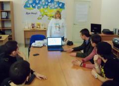 Тренінг з медіа грамотності пройшов у Дніпропетровську