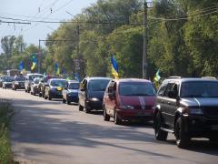 Северодонецк празднует вторую годовщину освобождения