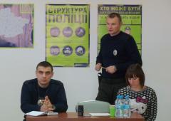 В Сєвєродонецьку відбувся «Прес-сніданок з патрульними»