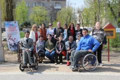 Итоговый Круглый стол «Пилотной программы по защите прав и интересов ВПЛ с инвалидностью»