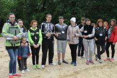 На вихідних у м. Рубіжне Луганської області відбувся дитячий туристичний фестиваль «Оберіг»