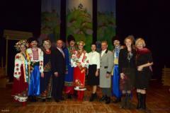Луганский областной академический музыкально-драматический театр показал премьеру «Наталки Полтавки»