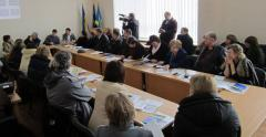 У Сєвєродонецьку пройшла презентація проекту Експертної підтримки Надзвичайної програми для відновлення України