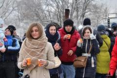 В Луганской области ко Дню студента провели «WINTER FEST»