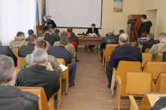 На Луганщині обговорили проект Регіональної програми щодо запобігання і протидії корупції