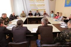 Відбулася зустріч керівництва області з активістами Української Спілки ветеранів Афганістану