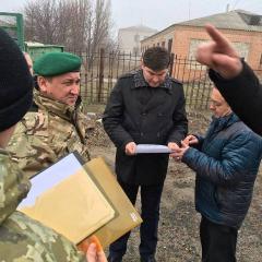Клименко: «Існує загроза «віджаття» пункту пропуску в Міловому так званими «зеленими чоловічками»