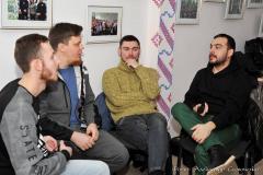 Луганский пресс-клуб собрал под своей крышей музыкантов, жителей Северодонецка, а также гостей города