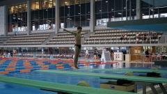 На Чемпіонаті України зі стрибків у воду юні луганчани посіли перше загальнокомандне місце