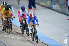 Луганчанка Любовь Басова вошла в Топ-5 лучших велоспортсменок мира