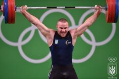Луганський важкоатлет Олександр Пєлєшенко увійшов до п'ятірки найкращих у світі