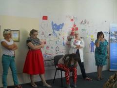 Форум-театр у Сєвєродонецьку: жінки про жінок і для жінок.