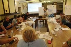 Візит по обміну досвідом на тему «Діалог: соціальна єдність для вирішення проблем громад за принципом «знизу до гори»