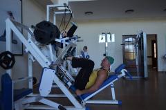 Люди с ограниченными физическими возможностями из Луганской области побывали в западном реабилитационно-спортивном центре
