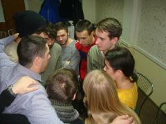 У грудні молодь луганщини долучилась до Всеукраїнських заходів, спрямованих на національно-патріотичне виховання