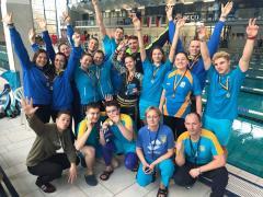 Спортмены-подводники луганщины – на пьедестале Международного турнира