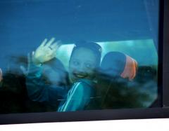 86 детей-сирот из Луганской отправились на оздоровление в Херсонскую область