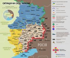 Здійснено обстріл села Лобачеве