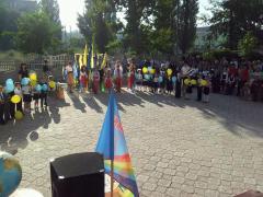1 вересня на Луганщині відбулись перші дзвоники