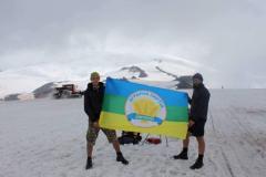 Молодіжне крило Аграрної партії з Сєвєродонецька підкорило найвищу вершину Європи – Ельбрус
