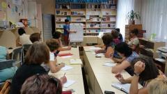 Погляд у майбутнє: імідж нової сільської бібліотеки в Луганській області