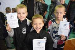 Спортивные игры единоборств «Молодой Тигр» - осенний сезон