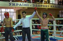 30 медалей завоевали кикбоксеры Луганщины на Всеукраинском первенстве