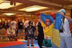 Кикбоксинг ISKA: еще два юных спортсмена из Северодонецка стали чемпионами мира!