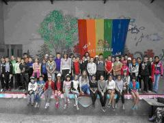 Для ребят из лагеря «Заря» в Рубежном провели квест «Мир профессий»