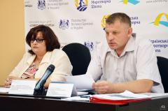 Переселенцы в Северодонецке готовят программу для решения своих проблем