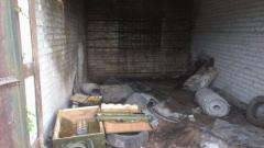 В здании одного из заводов Северодонецка обнаружили тайник с боеприпасами