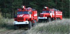 Підготовка до пожежонебезпечного періоду