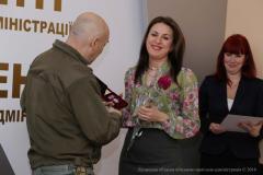Георгій Тука вручив державні нагороди волонтерам