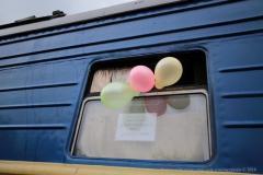 На Луганщине запустили пригородный поезд сообщением Кондрашевская - Нова - Лантратовка