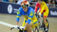 Спортсменка з Луганщини стала Чемпіонкою Європи з велотреку