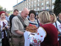 У Сєвєродонецьку пройшли урочисті заходи до Дня незалежності України