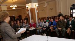В Северодонецке состоялась презентация программы «Миротворчество в Украине: роль женщин»
