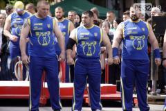 Луганские богатыри приняли участие в установлении рекорда Украины