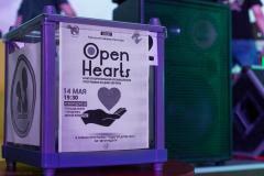 Про підсумки благодійного музичного концерту «open hearts»