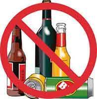 Заборонено продаж алкогольних напоїв особам у військовій формі (камуфляжі, міліцейській формі та інше)