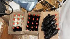 Вилучено 70 літрів безакцизного алкоголю, який реалізовували на центральному ринку м. Сєвєродонецька