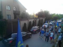 Под Северодонецком проходит «Коалиция Автомайданов»